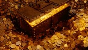 Un ancien livre pourrait mener à 30 tonnes d'or cachées par les nazis