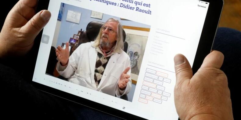 Plus de 200 médecins volent au secours de Didier Raoult