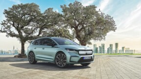 Skoda dévoile son SUV électrique, l'Enyaq iV