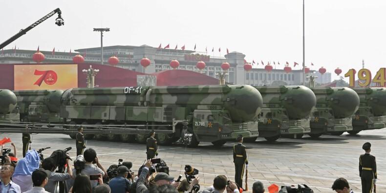 Le Pentagone anticipe une aggravation de la menace nucléaire chinoise
