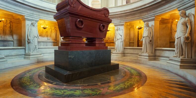 Il ne manque plus beaucoup d'argent pour restaurer le tombeau de Napoléon