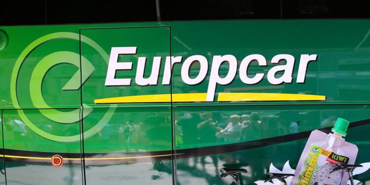 Europcar s'effondre en Bourse, une partie de la dette risque d'être changée en actions
