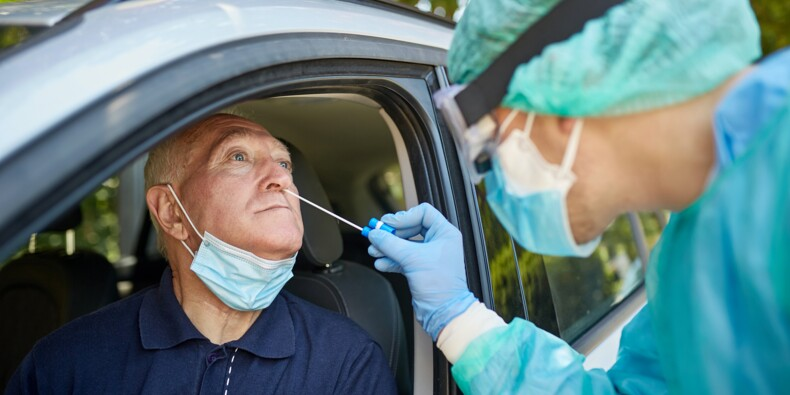 Où pourra-t-on réaliser un test antigénique avec un résultat connu en 20 minutes ?