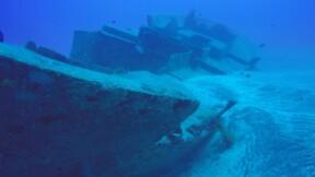 80 ans plus tard, un ancien navire nazi retrouvé