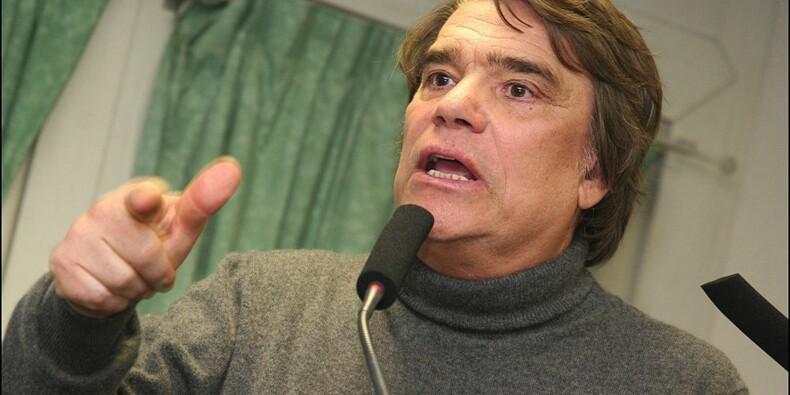 Bernard Tapie réapparaît - combatif - dans un concours d'éloquence