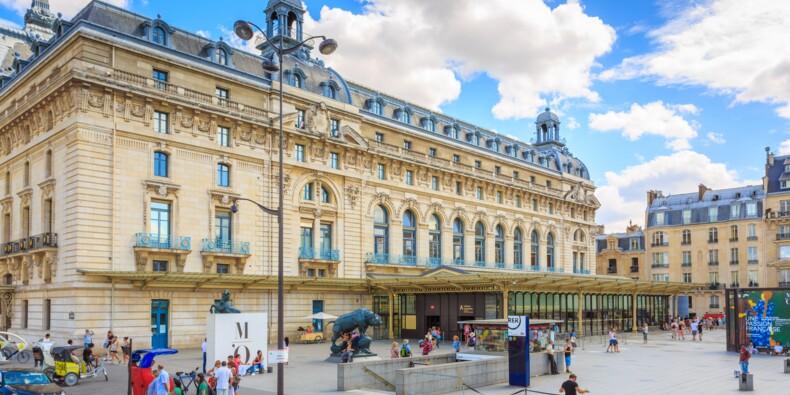 Une visiteuse refoulée du Musée d'Orsay pour... son décolleté