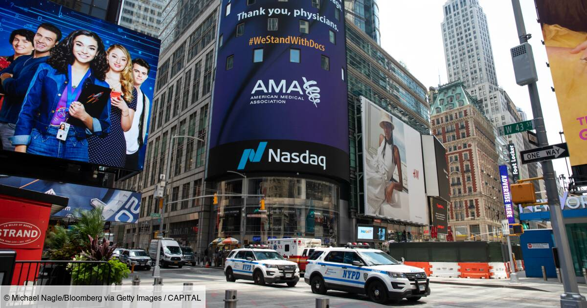 Apple, Amazon, Google… le Nasdaq va-t-il poursuivre sa chute abyssale ?