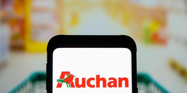 Auchan met des publicités sur les passages cloutés à Lille et risque une amende