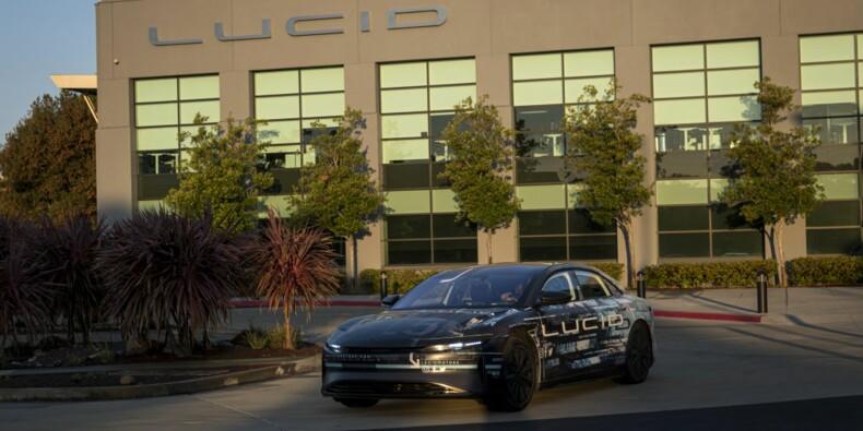 Lucid : la concurrente de la Tesla Model S se dévoile