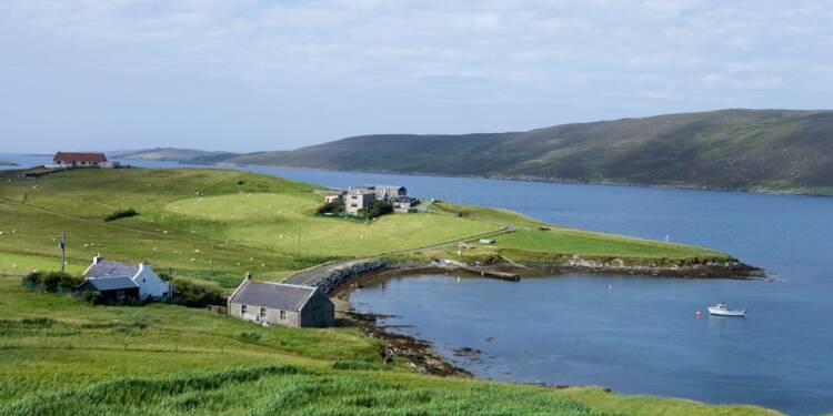 Les îles Shetland envisagent de devenir indépendantes de l'Écosse