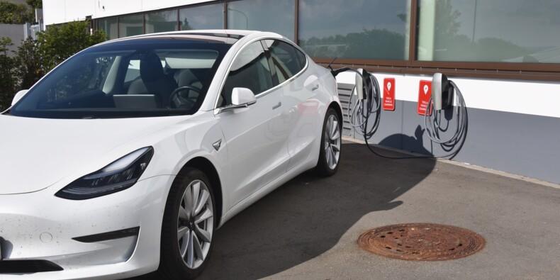 Tesla voudrait exporter en Europe des Model 3 produites en Chine