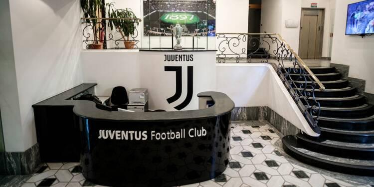 Pertes colossales pour la Juventus, plus que jamais dans le rouge