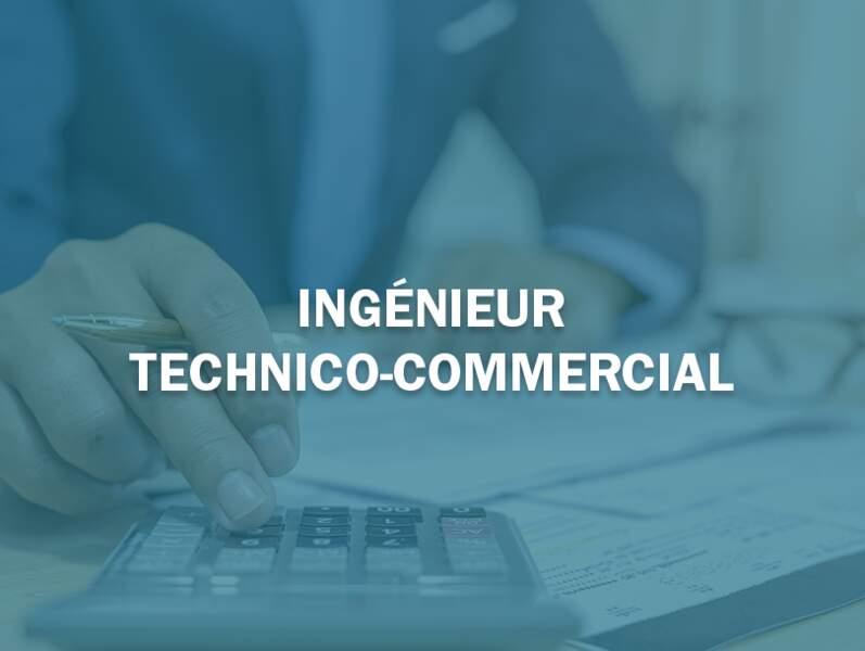Ingénieur technico-commercial