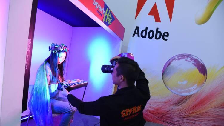 Adobe dans le collimateur du fisc français