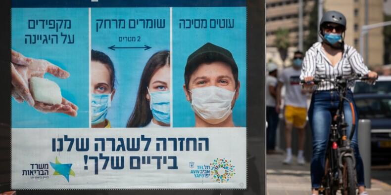 Israël décrète un confinement général de trois semaines