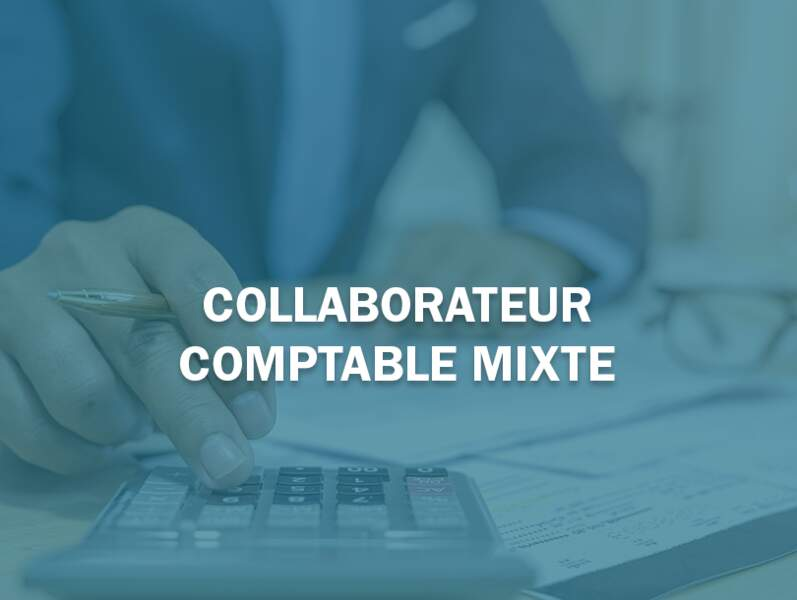 Collaborateur comptable mixte