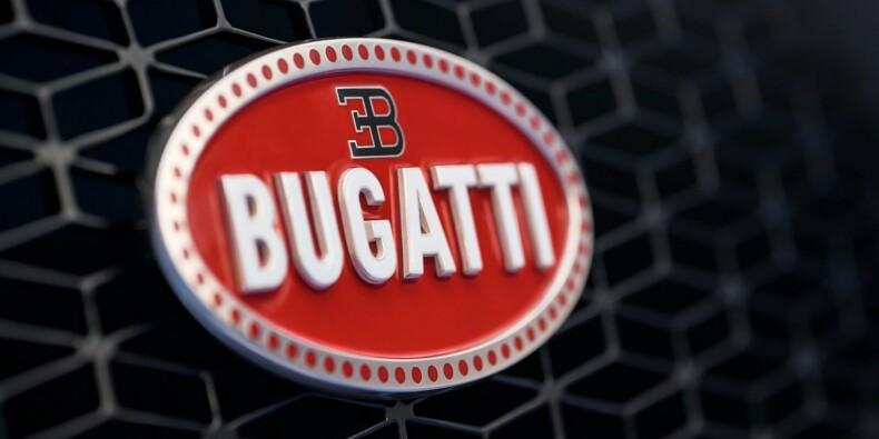 La marque Bugatti pourrait être vendue par Volkswagen