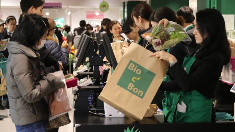Bio C'Bon : Auchan, Carrefour et Naturalia (Casino) sur les rangs pour un rachat
