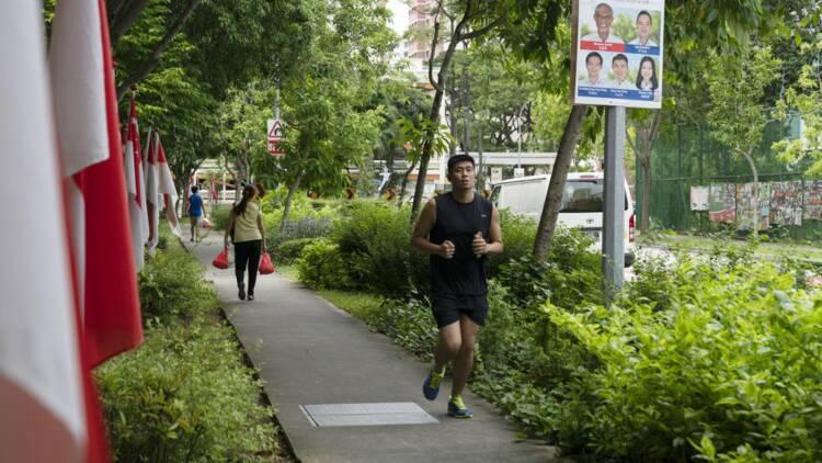 Pour inciter ses citoyens à faire du sport, Singapour offre des récompenses