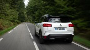Essai Citroën C5 Aircross Hybrid : notre avis sur ce SUV électrifié