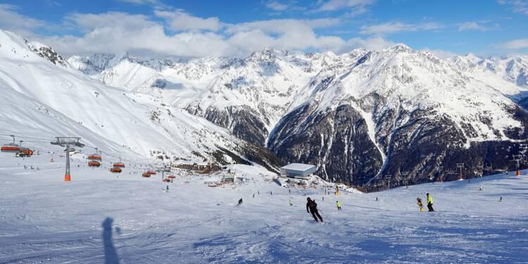 Covid-19 : mauvaise nouvelle pour les stations de ski