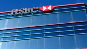 Le géant de la banque HSBC à terre en Bourse, sanctions de la Chine en vue ?