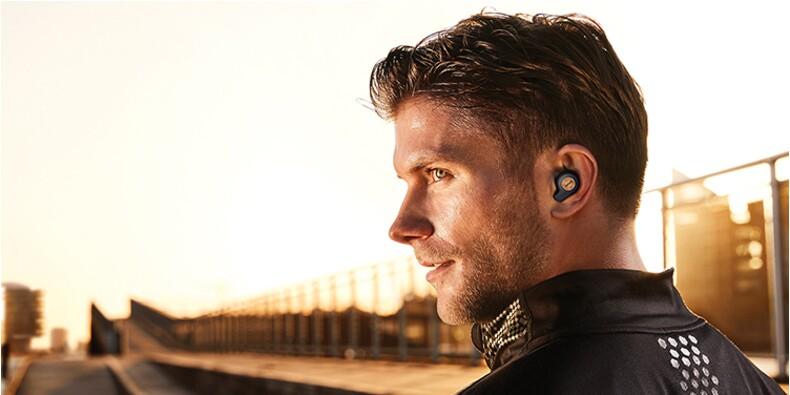 Amazon : 38% de réduction sur les écouteurs sans fil Jabra Elite 65t