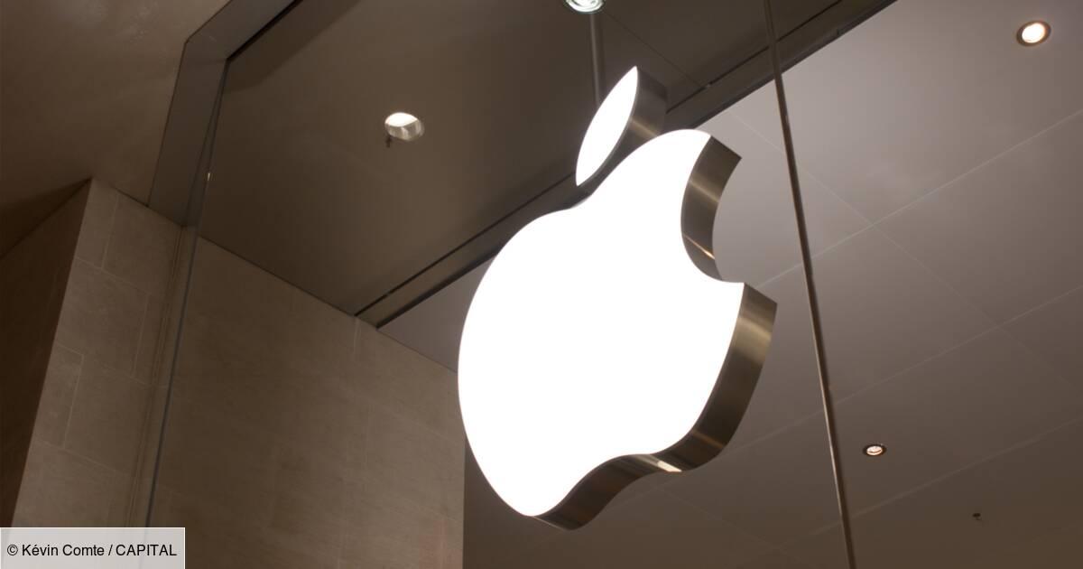 Le monde d'Apple - Titel