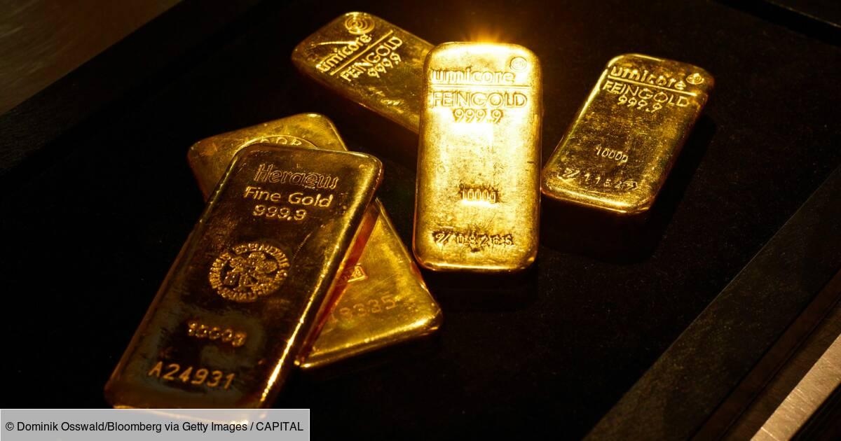 L'or pas épargné par le coup de torchon sur les actions : le conseil Bourse du jour
