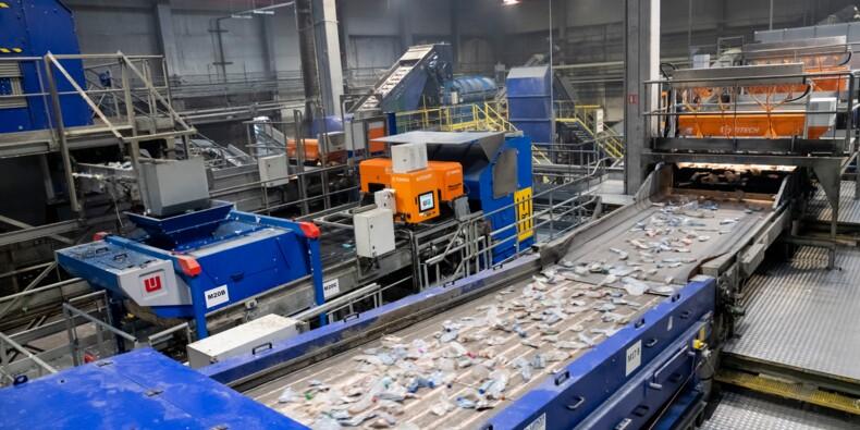 Plastique : la bataille du recyclage fait rage