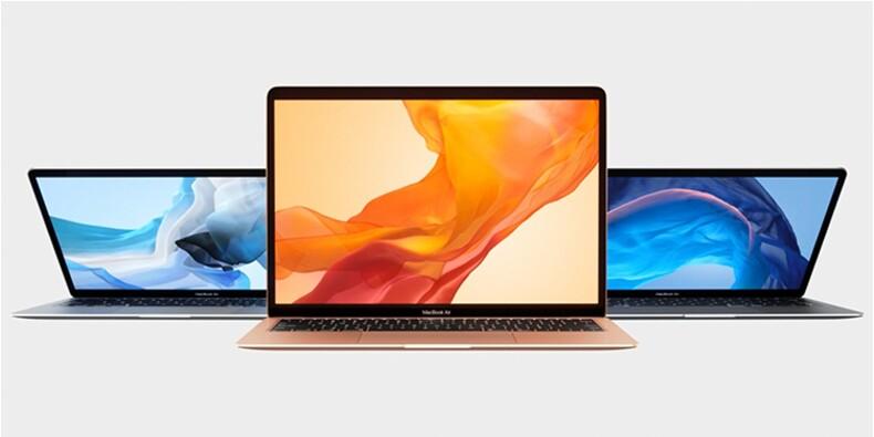 MacBook Pro, MacBook Air : jusqu'à 400 euros de remise sur Amazon