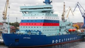 Russie : le gigantesque brise-glace nucléaire Arktika bientôt mis en service