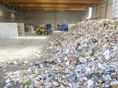 Recyclage : du déchet à la matière première