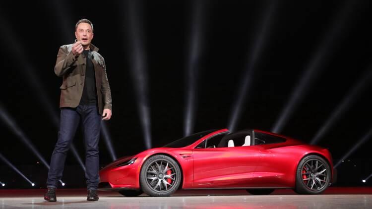 Hausse des taux, Bitcoin, concurrence : fin de l'euphorie pour l'action Tesla ?