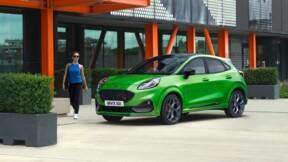 Ford Puma ST : les infos et photos officielles dévoilées