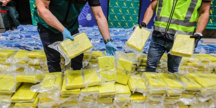 La cocaïne plus disponible que jamais en Europe