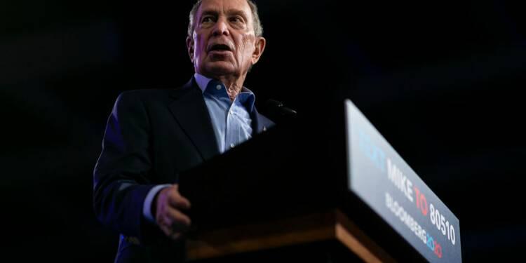 Michael Bloomberg lève des millions pour permettre à d'ex-détenus de voter