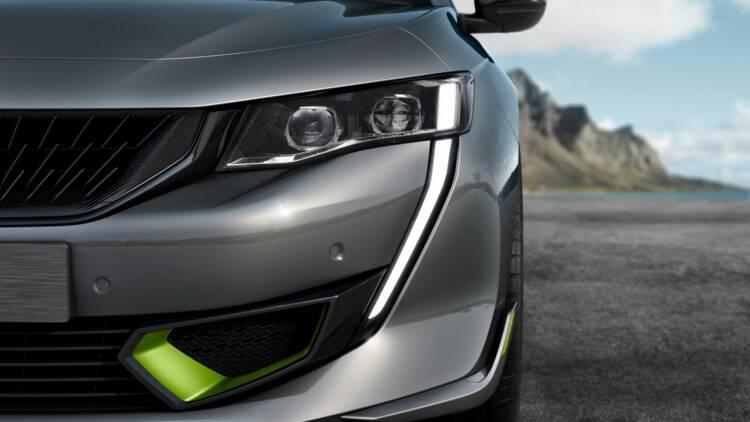 Peugeot dévoile la 508 PSE, une sportive de 360 ch sans malus écologique !
