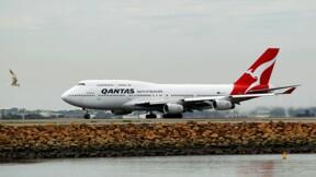 Qantas vend les chariots de bar des Boeing 747