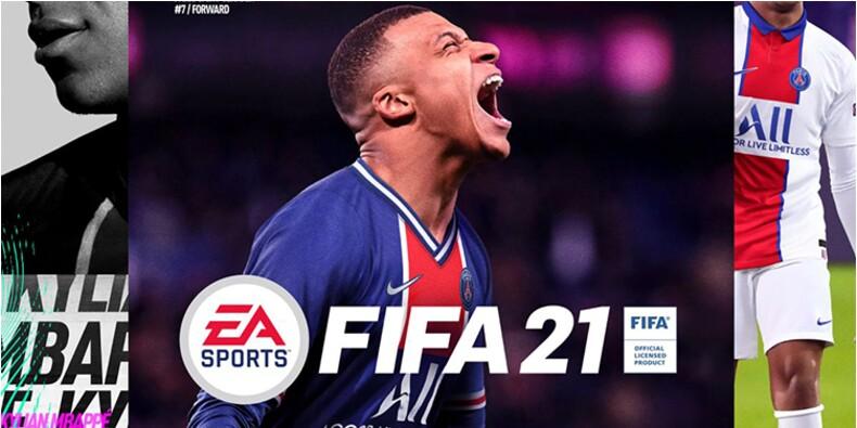 FIFA 21 : profitez déjà du jeu en promotion chez Amazon