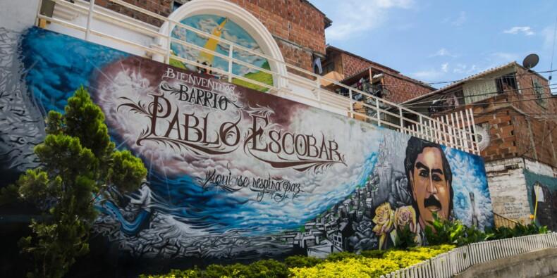 Le neveu de Pablo Escobar assure avoir découvert 18 millions de dollars dans une cache de son oncle