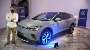 Volkswagen ID4 : nos premières impressions à bord de ce SUV 100% électrique
