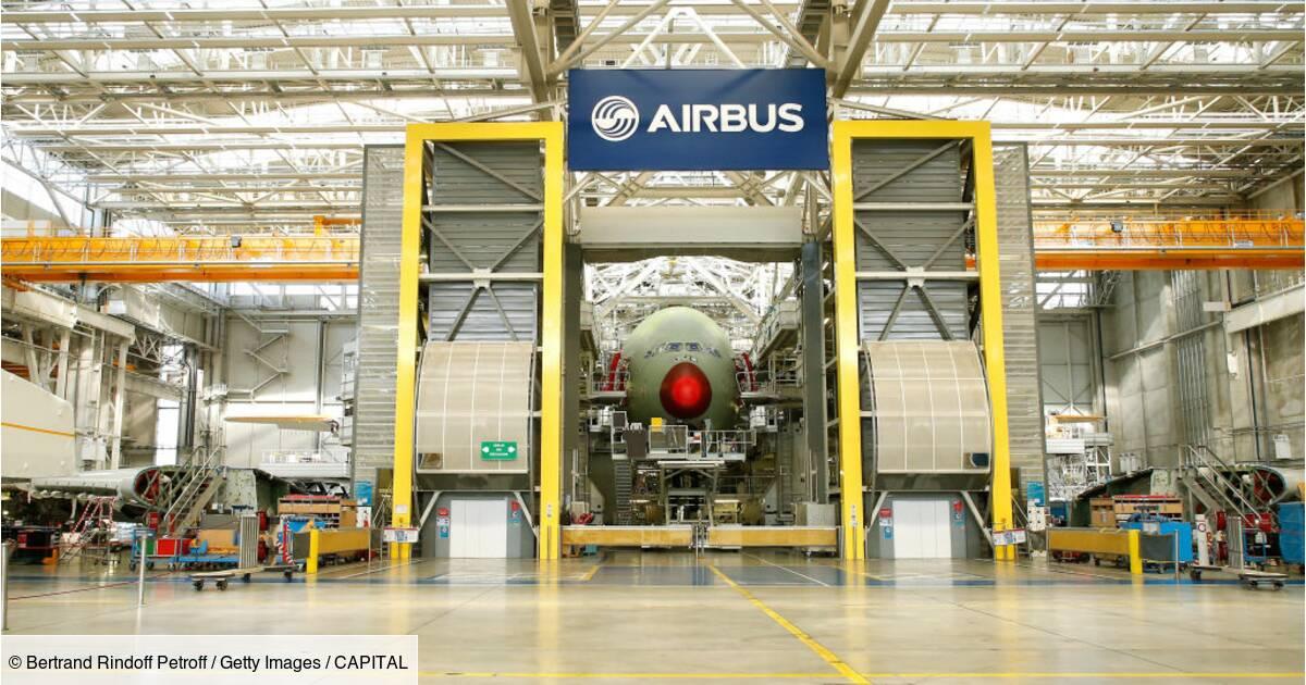 Le bizutage tourne mal : quatre salariés d'Airbus licenciés