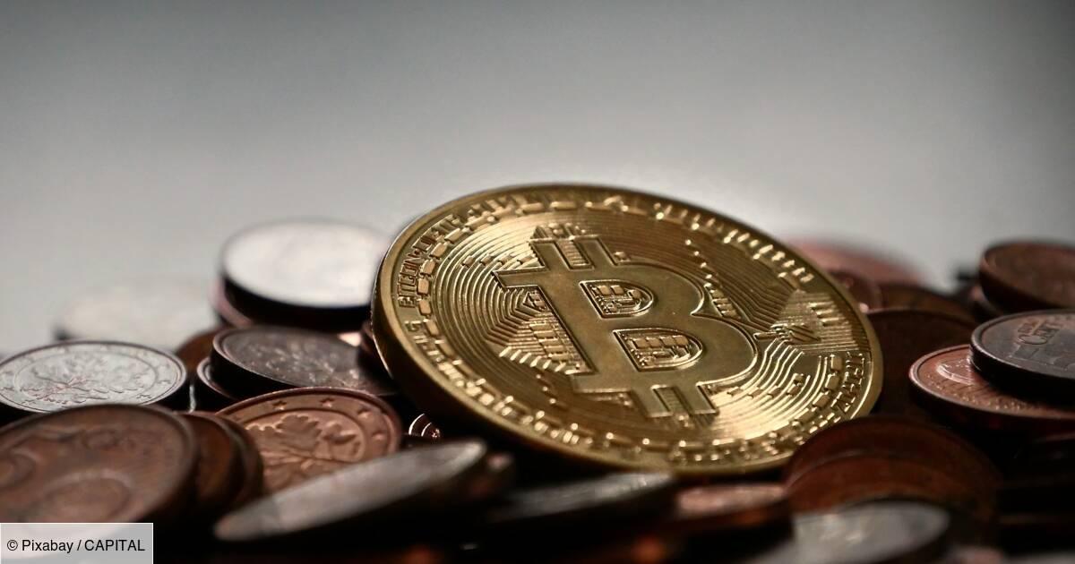L'escroc possède plus de 50 millions d'euros en bitcoin, mais refuse de dévoiler son mot de passe à la police - Capital.fr