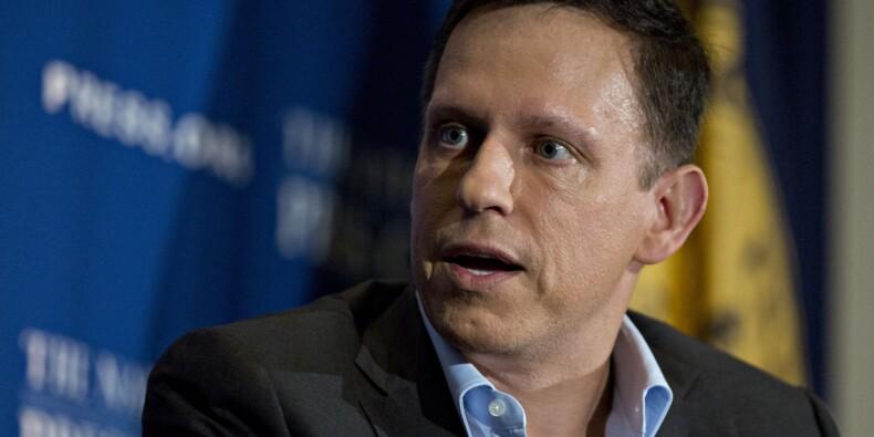 Peter Thiel investit à nouveau dans les cryptomonnaies