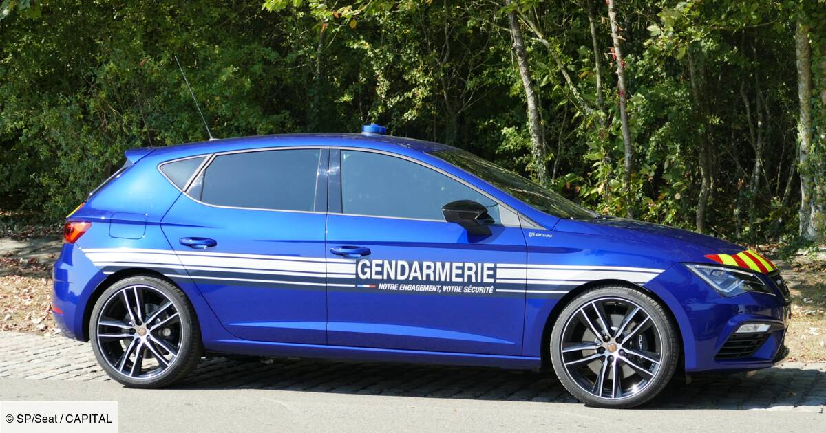 Les Nouveaux Bolides De La Gendarmerie Sont Espagnols Capital Fr