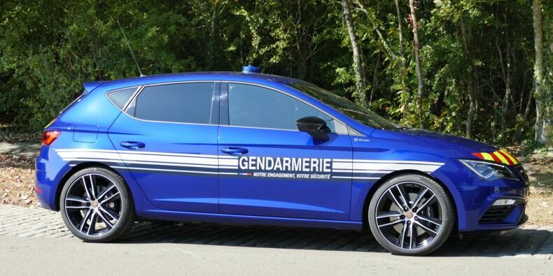 Les nouveaux bolides de la Gendarmerie sont espagnols