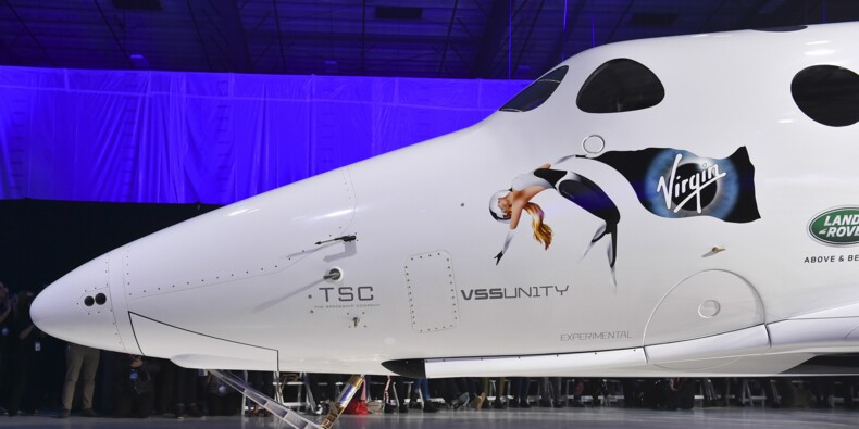 Virgin Galactic, la compagnie de tourisme spatial de Richard Branson, a un potentiel explosif : le conseil Bourse du jour