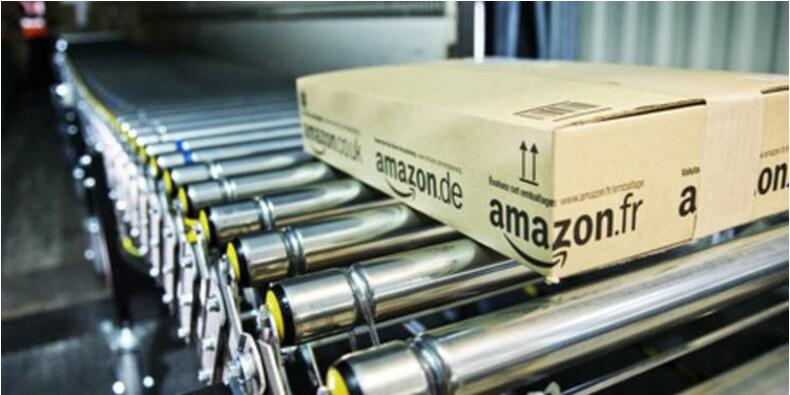 Avec Amazon One, le géant du e-commerce permet de payer avec la paume de la main