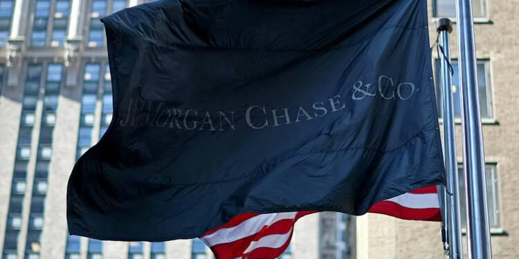 Amende record pour la banque JPMorgan Chase